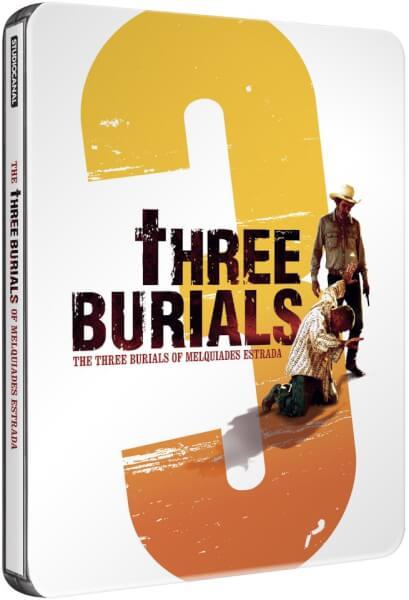 Three Burials Of Melquiades Estrada - Zavvi Exclusive Limited Steelbook (UK EDITION)