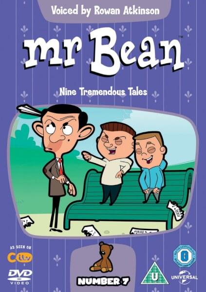 Mr Bean - Series 2 Volume 1