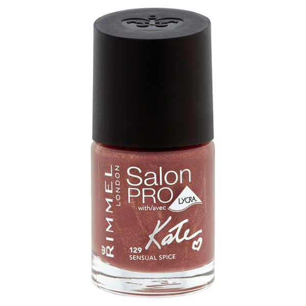 Esmalte de uñas Kate Salon Pro de Rimmel- 129 Sensual Spice