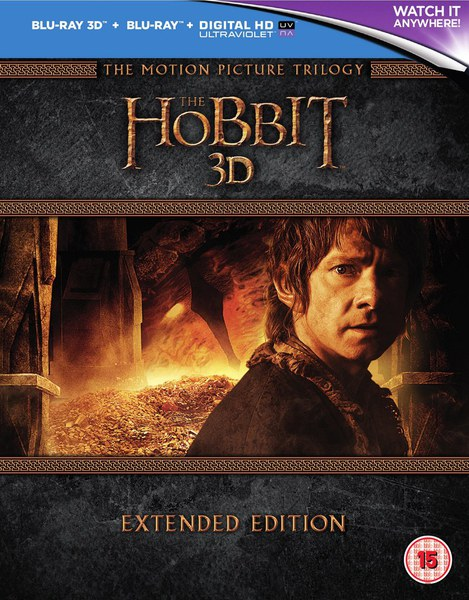 The Hobbit Trilogy 3D - Extended Edition: Image 01