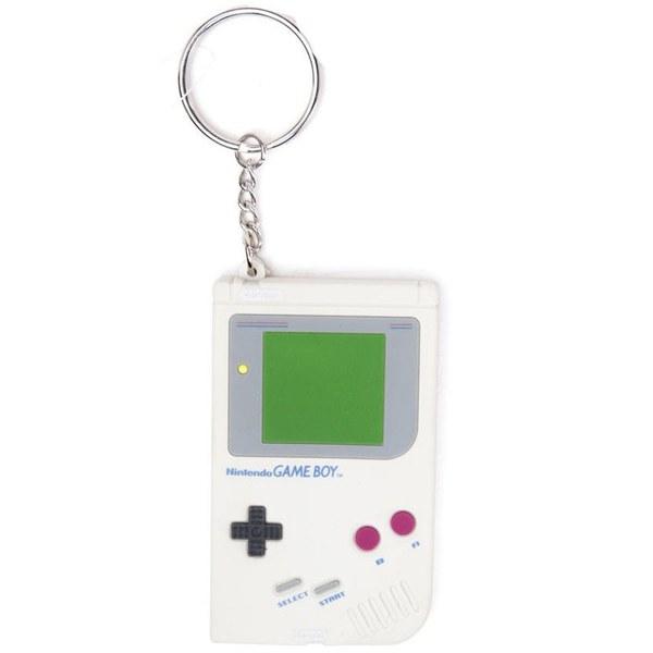 Nintendo Original Rubber Gameboy Key Chain