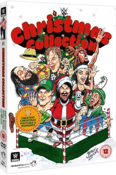 WWE'S Christmas Collection
