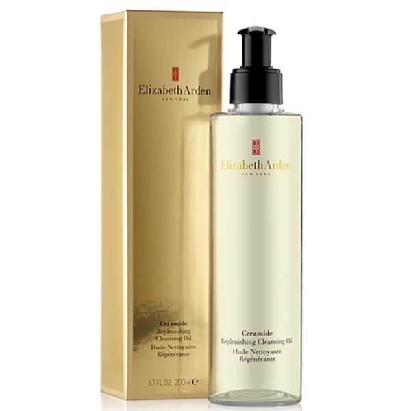 Очищающее масло для лица с керамидами Elizabeth Arden Ceramide Cleansing Face Oil (195 мл)