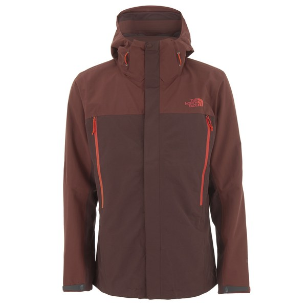The North Face Men's Observatory Gore-Tex Jacket - Sequoia Red