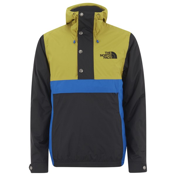 anoraks the north face