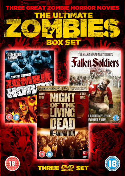 The Ultimate Zombies Box Set
