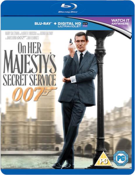 On Her Majesty's Secret Service (Includes HD UltraViolet Copy)