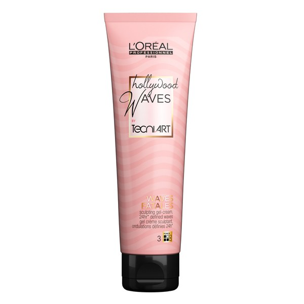 L'Oréal Professionnel Tecni ART Waves Fatales Gel-Creme (150ml)