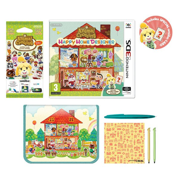 Animal crossing happy home designer amiibo cards series - Happy home designer amiibo figures ...
