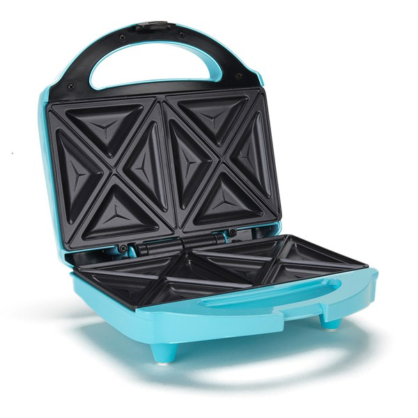 Gourmet Gadgetry Vintage Tea Party Mini Toasted Sandwich