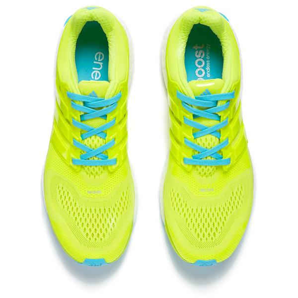 adidas uomini è carica di energia esm scarpe da corsa giallo / verde