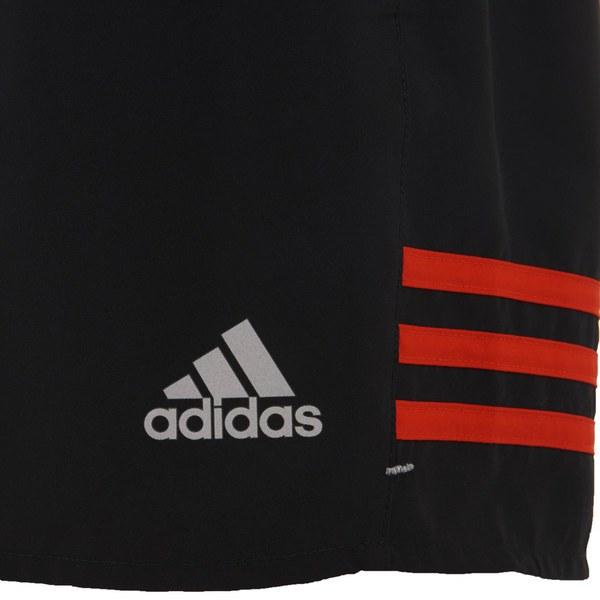 052ac5ff856 adidas Men s Response 5 Inch Running Shorts - Black Orange ...