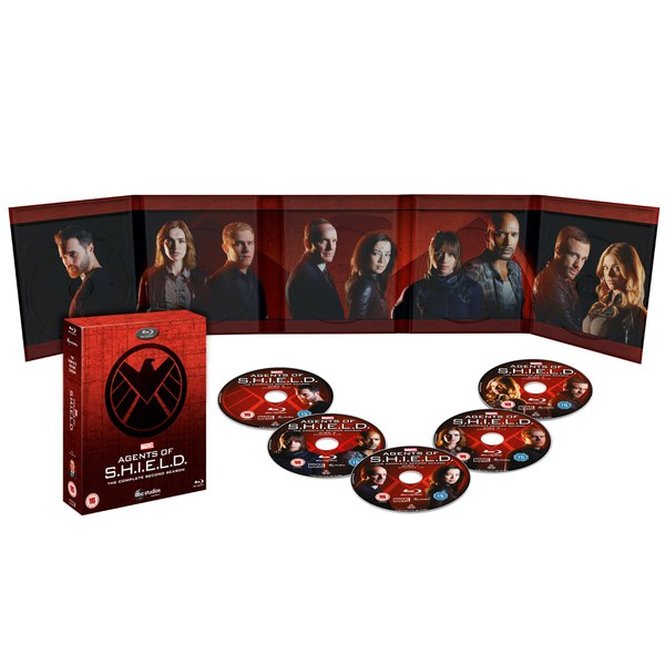 Warriors The New Prophecy Set The Complete Second Series: Marvel's Agents Of S.H.I.E.L.D. - Season 2 DVD