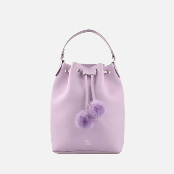 Grafea Women's Cherie Bucket Bag - Lilac