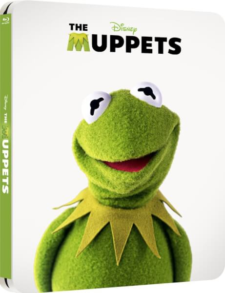 The Muppets - Zavvi Exclusive Limited Edition Steelbook