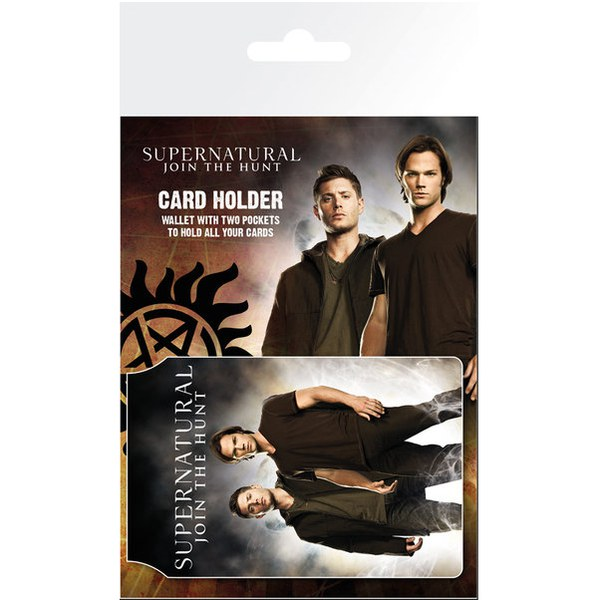Supernatural Saving People - Card Holder