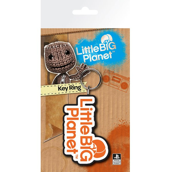 Little Big Planet Logo - Key Chain