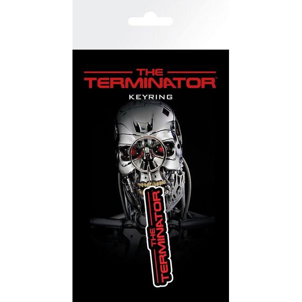 The Terminator Logo - Key Chain