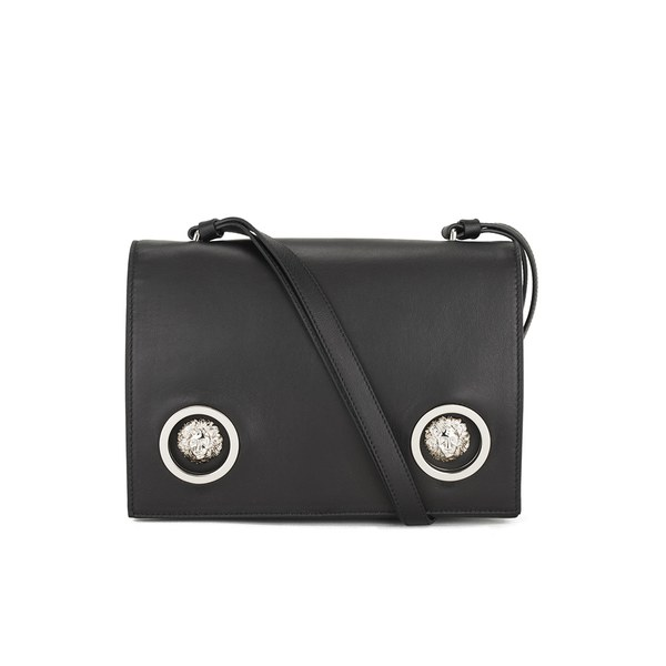25e19bc15c Versus Versace Women's Shoulder Bag - Black: Image 1