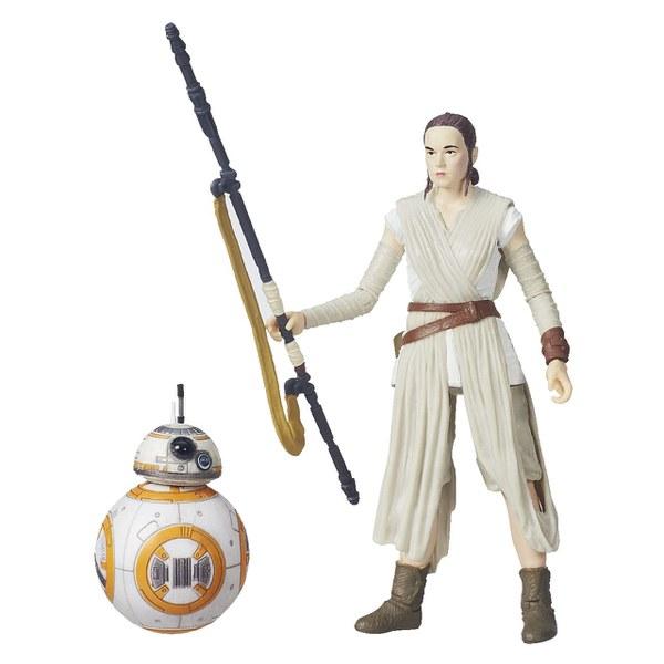 Rey Star Wars Toys : Star wars the force awakens rey action figure merchandise