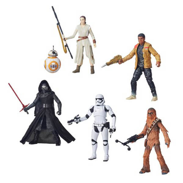 Star Wars The Force Awakens White Stormtrooper Action