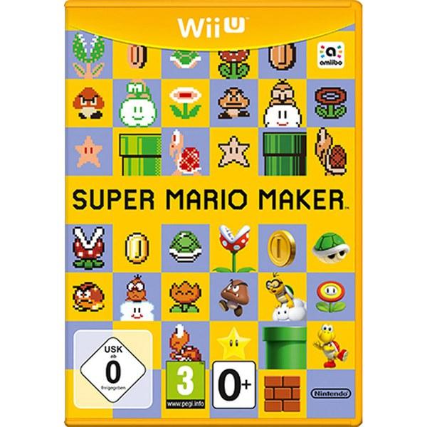 Super Mario Maker - Digital Download