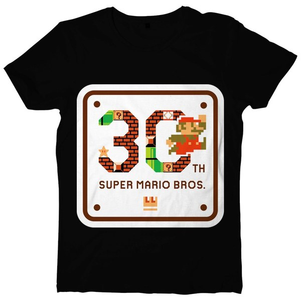 Super Mario Bros. 30th Anniversary T-Shirt