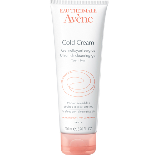 Avène Cold Cream Cleansing Gel (200ml)