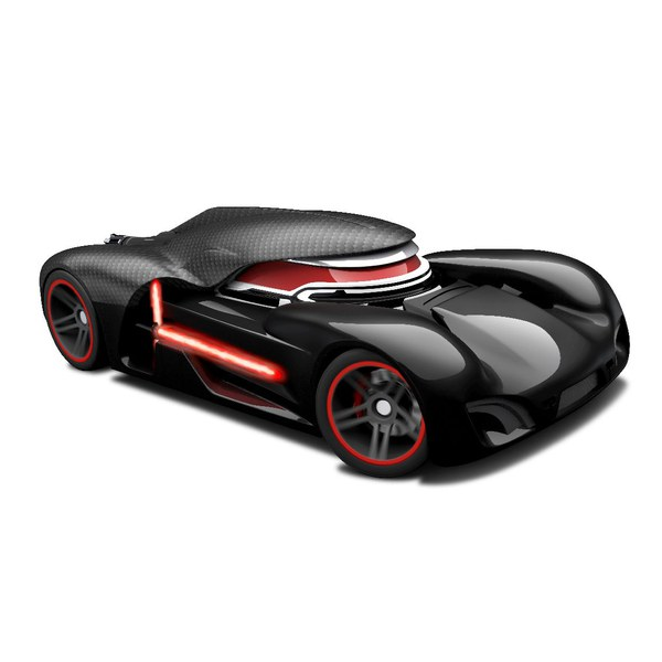hot wheels star wars the force awakens kylo ren vehicle merchandise. Black Bedroom Furniture Sets. Home Design Ideas