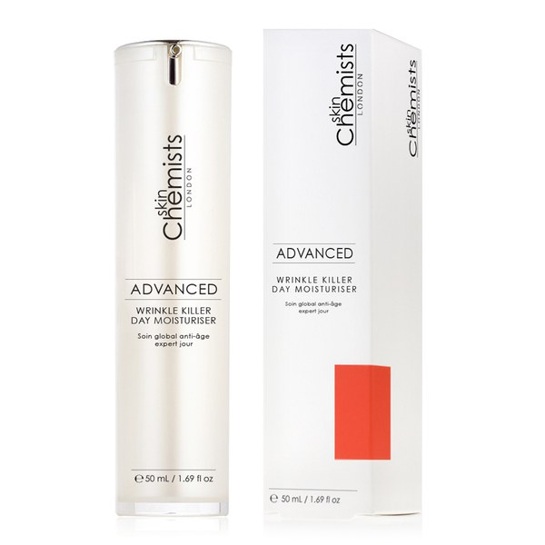 skinChemists Advanced Wrinkle Killer Day Moisturizer (50ml)
