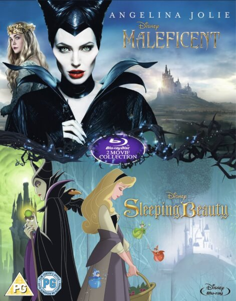 Maleficent/Sleeping Beauty Double Pack