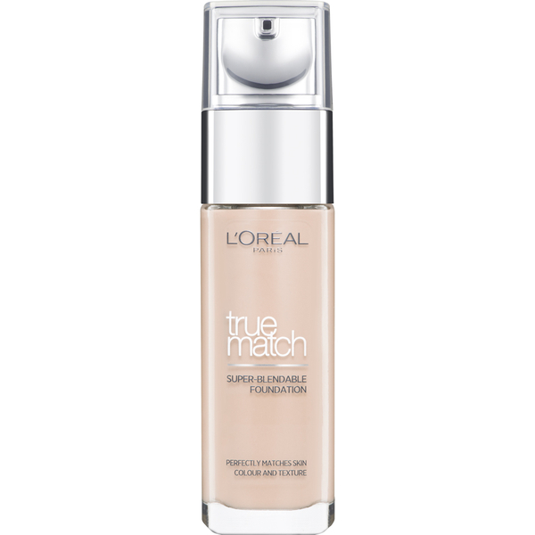 L'Oreal Paris True Match Foundation (ulike nyanser)