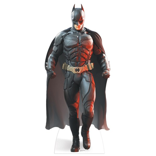DC Comics Batman The Dark Knight Rises Cut Out