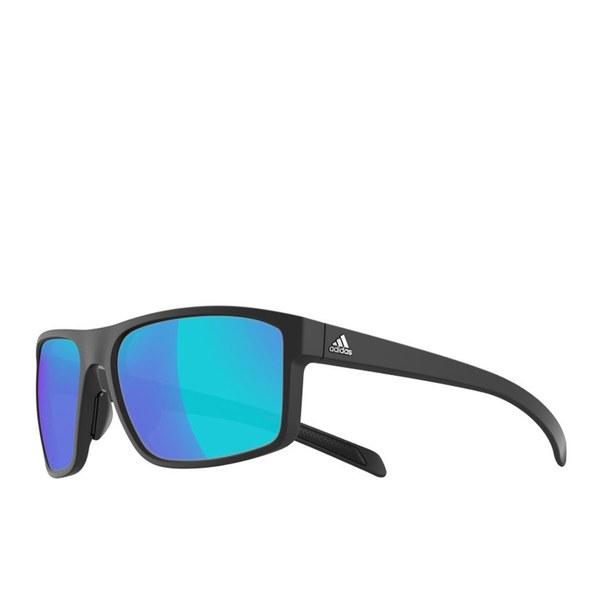 Adidas Whipstart Black matt / grey/blue mirror qeu9khUfk