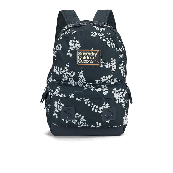 Superdry Women S Hampton Montana Backpack Navy White