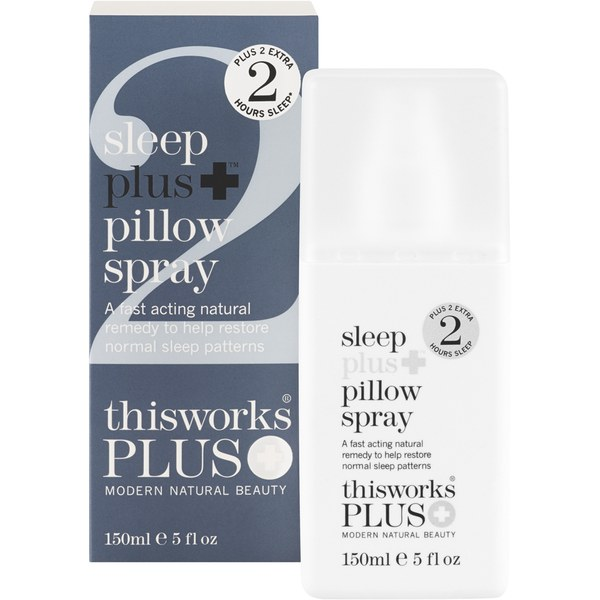 this works Sleep Plus Pillow Spray (150ml)