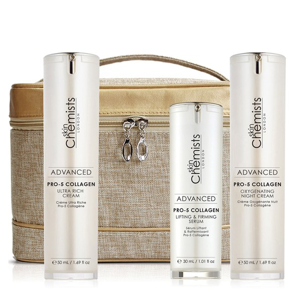 skinChemists Pro-5 Collagen Enhancing Set