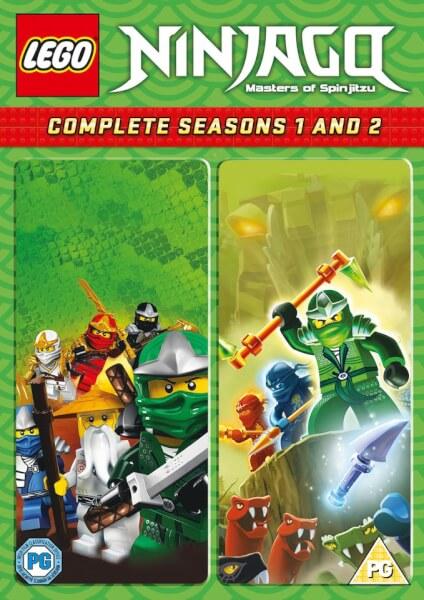 LEGO Ninjago Boxset