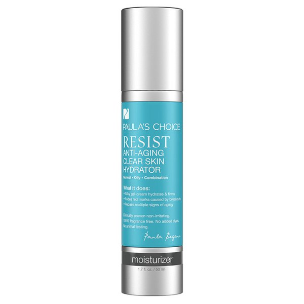 Paula's Choice Resist Anti-ageing Clear Skin Hydrator (50ml)