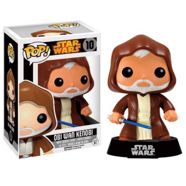 Star Wars Obi Wan Kenobi Pop! Vinyl Figure
