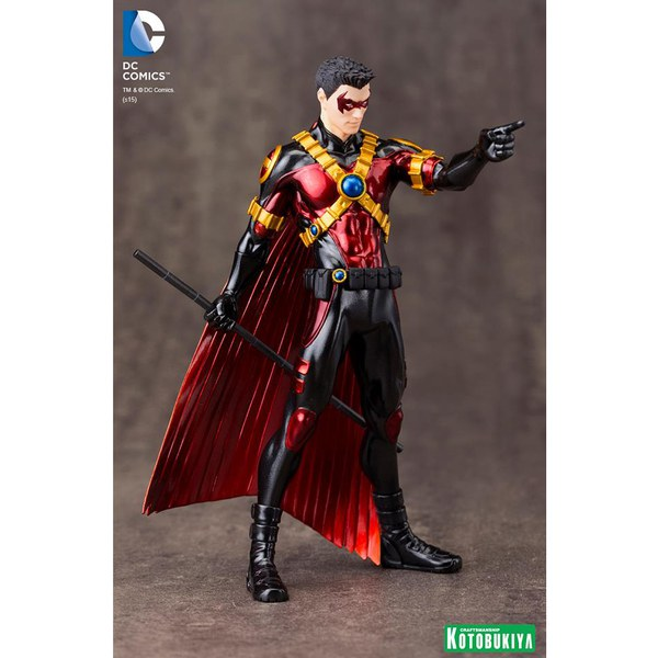 Kotobukiya DC Comics Batman Red Robin ArtFX+ 1:10 Scale Statue