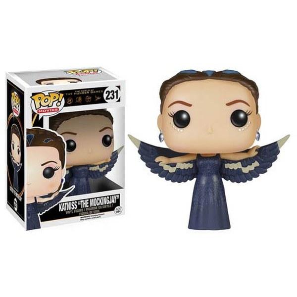 The Hunger Games Katniss Mocking Jay Pop! Vinyl Figure