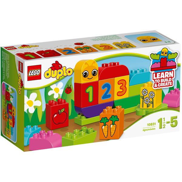 LEGO DUPLO: My First Caterpillar (10831)