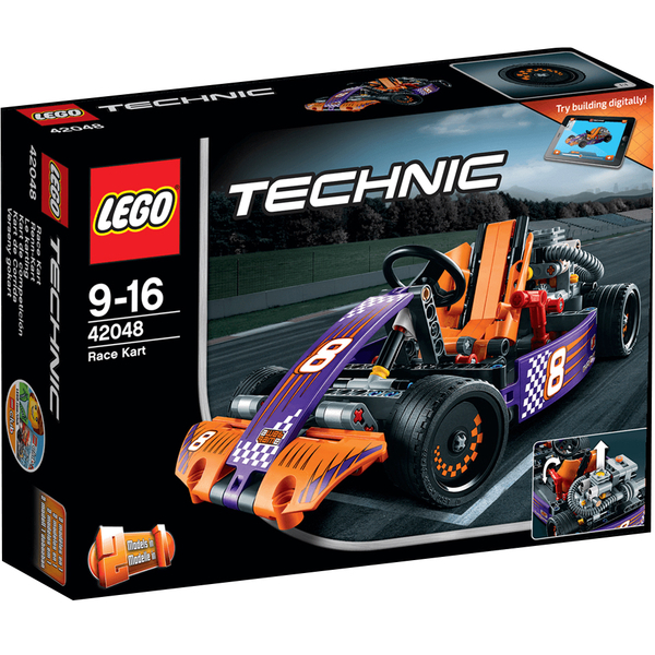 LEGO Technic: Le karting (42048)