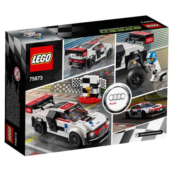 LEGO Speed Champions: Audi R8 LMS Ultra (75873) Toys