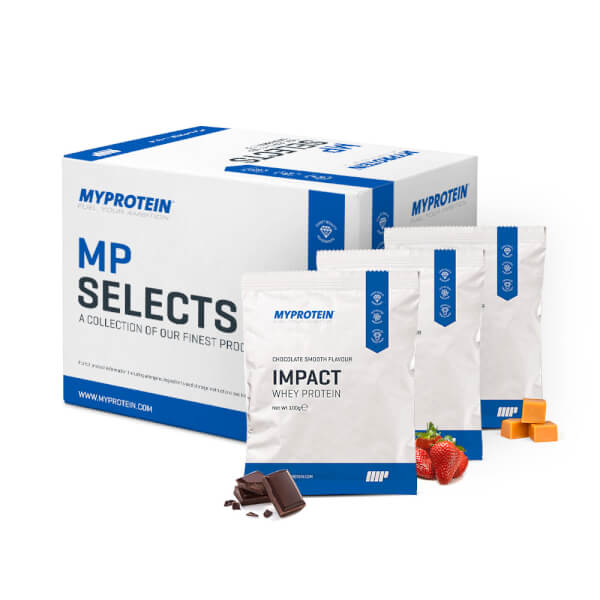Buy MP Selects Protein Sample Box | Myprotein.com