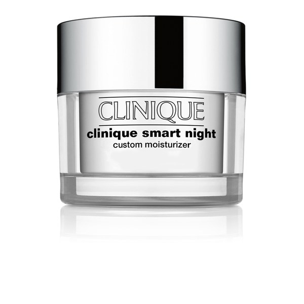 Clinique Smart Night Custom Repair Moisturiser - Dry to Combination Skin - 50ml