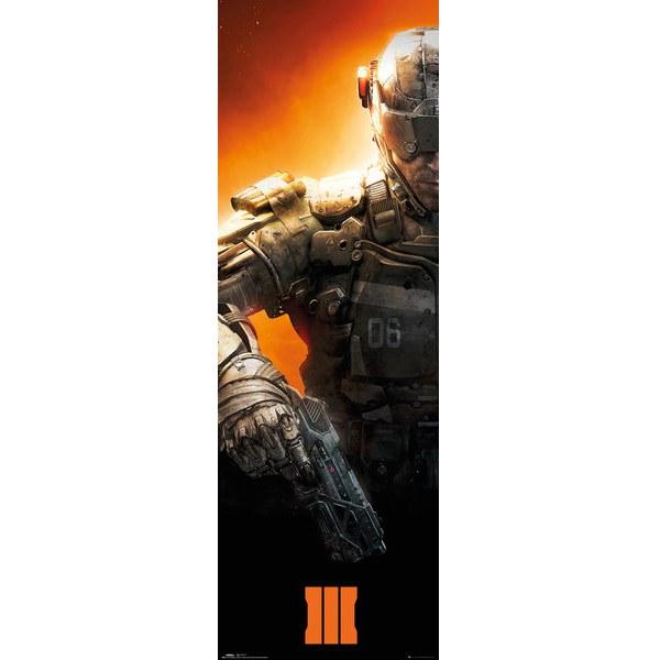Call of Duty Black Ops 3 Soldier - 21 x 59 Inches Door Poster  sc 1 st  My Geek Box & Call of Duty: Black Ops 3 Soldier - 21 x 59 Inches Door Poster   My ...