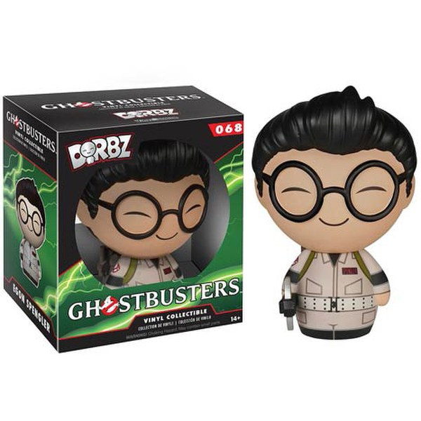 Ghostbusters Egon Spengler Vinyl Sugar Dorbz Action Figure