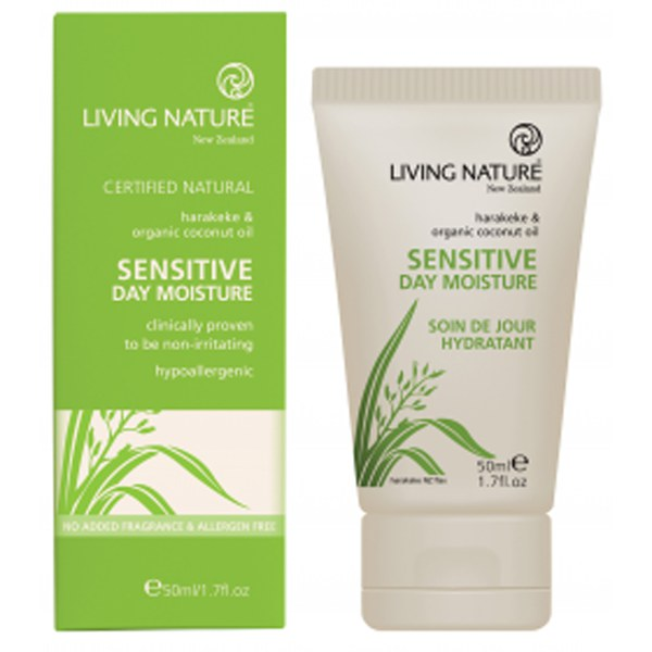 Living Nature Sensitive Day Cream (50 ml)